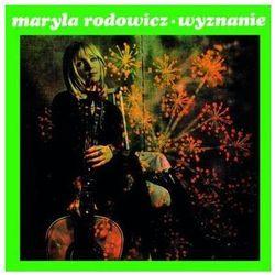 MARYLA RODOWICZ - WYZNANIE (Vinyl LP)