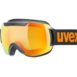 UVEX Downhill 2000 CV Gogle, black mat/colorvision orange storm 2019 Gogle narciarskie