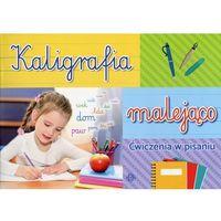 Książki dla dzieci, Kaligrafia malejąco - Dostawa 0 zł (opr. miękka)