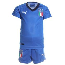 Puma FIGC ITALIEN HOME MINIKIT SET Krótkie spodenki sportowe team power blue/peacoat