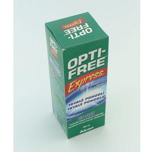 Płyny pielęgnacyjne do soczewek, Opti-Free Express 355 ml