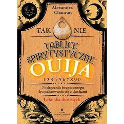 Tablice spirytystyczne Ouija (opr. miękka)