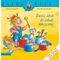 Książki dla młodzieży, Zuzia idzie do szkoły muzycznej (opr. broszurowa)
