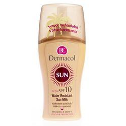 Dermacol Sun Milk Spray SPF10 preparat do opalania ciała 200 ml dla kobiet
