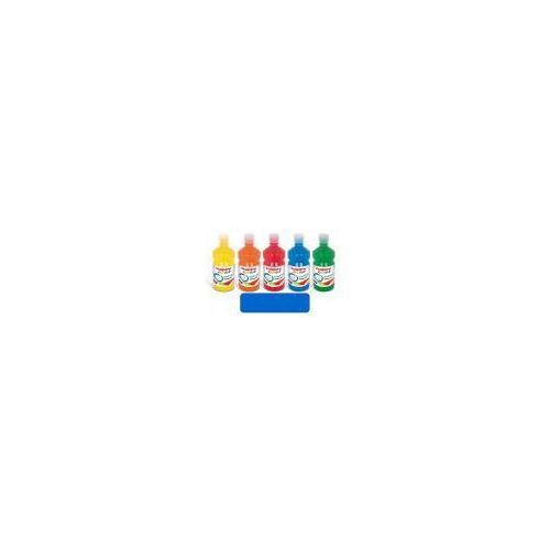 Farbki, Farba tempera Happy Color 500ml - niebieski nr 3