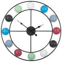 Zegary, Zegar ścienny kolorowy REIDEN