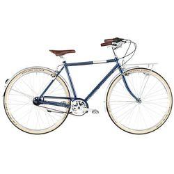 """Ortler Bricktown, niebieski 55cm (28"""") 2021 Rowery miejskie Przy złożeniu zamówienia do godziny 16 ( od Pon. do Pt., wszystkie metody płatności z wyjątkiem przelewu bankowego), wysyłka odbędzie się tego samego dnia."""