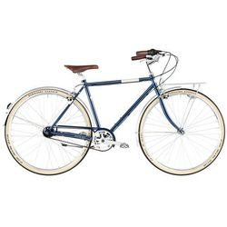 """Ortler Bricktown, niebieski 60cm (28"""") 2021 Rowery miejskie Przy złożeniu zamówienia do godziny 16 ( od Pon. do Pt., wszystkie metody płatności z wyjątkiem przelewu bankowego), wysyłka odbędzie się tego samego dnia."""