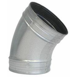 Kolanko wentylacyjne 45° 160 mm SPIROFLEX