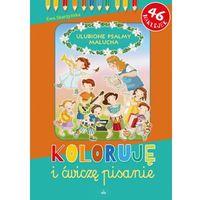 Książki dla dzieci, Koloruję i ćwiczę pisanie. (opr. miękka)