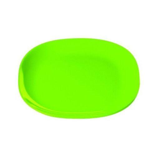 Talerze, Guzzini - talerz obiadowy - Happy Hour - zielony - zielony