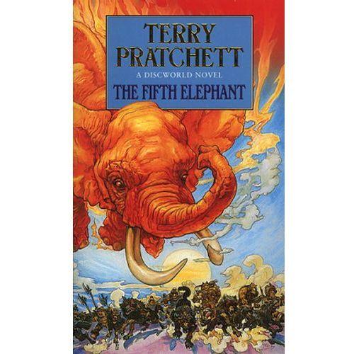 Książki do nauki języka, Fifth Elephant (opr. miękka)