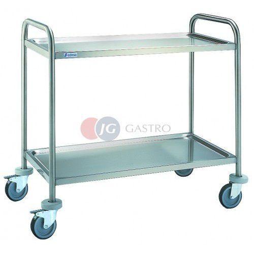 Wózki na żywność, Wózek kelnerski 2-półkowy CER-1062