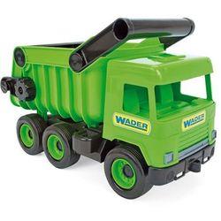Middle Truck Wywrotka zielona w kartonie - Wader