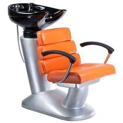 Myjnia fryzjerska FIORE pomarańczowa BR-3530B