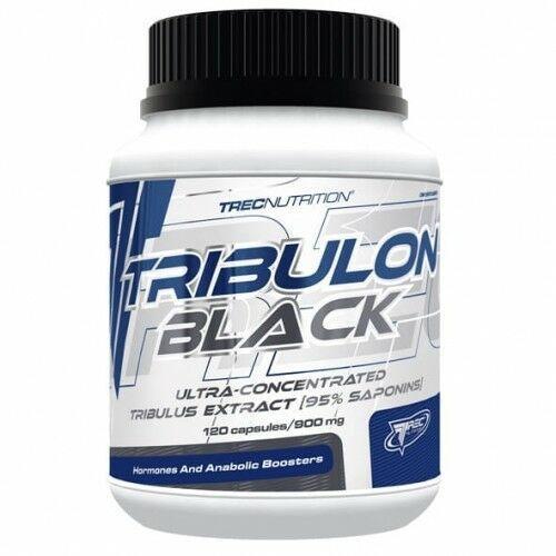 Tribulusy i ZMA, TREC Tribulon Black - 120caps