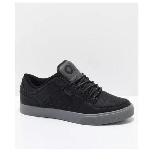 Męskie obuwie sportowe, buty OSIRIS - Protocol Black/Charcoal/Work (2564) rozmiar: 48