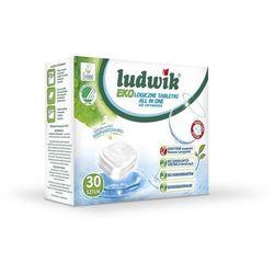 LUDWIK Tabletki do zmywarki ALL IN ONE 30 szt. ekologiczne >> PROMOCJE - NEORATY - SZYBKA WYSYŁKA - DARMOWY TRANSPORT OD 99 ZŁ!