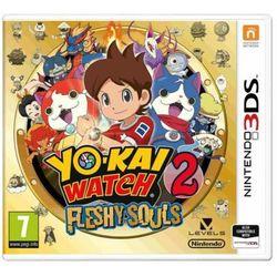YO-KAI WATCH 2: Fleshy Souls Gra Nintendo 3DS NINTENDO
