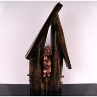 Rzeźby i figurki, Kapliczka z Rzeźbą Chrystus Frasobliwy