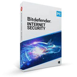 Oprogramowanie antywirusowe BitDefender Internet Security ESD 3 stan/24m - BDIS-N-2Y-3D- Zamów do 16:00, wysyłka kurierem tego samego dnia!