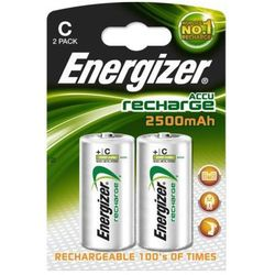 Akumulator ENERGIZER Power Plus, C, HR14, 1,2V, 2500mAh, 2szt.