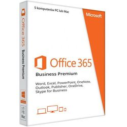 Subskrypcja MICROSOFT Office 365 Business Premium 3 miesiące