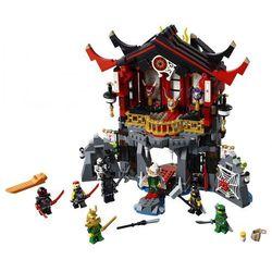 70643 ŚWIĄTYNIA WSKRZESZENIA (Temple of Resurrection) KLOCKI LEGO NINJAGO