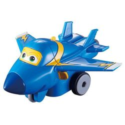 Cobi Super Wings Pojazd wyścigówka samolot Jerome