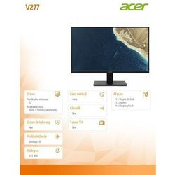 LCD Acer V277bip