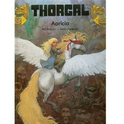 THORGAL TOM 14 AARICIA TW (opr. twarda)