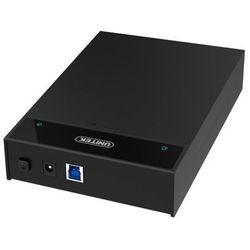 """Kieszeń Unitek Y-1090 obudowa USB3.0 do HDD 3,5"""" SATA UASP (Y-1090) Darmowy odbiór w 20 miastach!"""