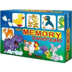 Memory - Zwierzaki - Adamigo