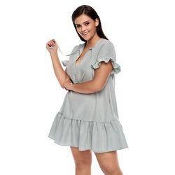Sukienka Chica w kolorze szarym