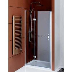 LEGRO drzwi prysznicowe do wnęki 90cm GL1290