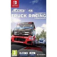 Gry na Nintendo Switch, FIA European Truck Racing Championship