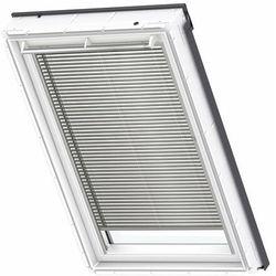Żaluzja na okno dachowe VELUX manualna PAL Premium PK06 94x118 7012S ciemnoszara