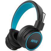 Niceboy słuchawki bezprzewodowe HIVE 2 joy, czarno-niebieskie