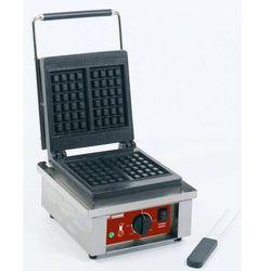 """Elektryczna gofrownica 2 gofry """"Liege model 4x6"""""""