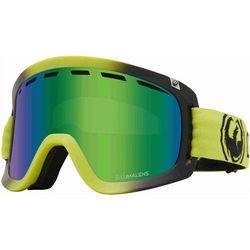 gogle snowboardowe DRAGON - Dr D1Otg Bonus Lime Llgrnion+Llamber (320) rozmiar: OS