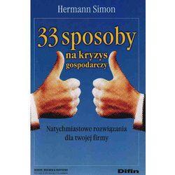 33 sposoby na kryzys gospodarczy (opr. miękka)