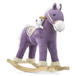 Koń Pony Purple NA BIEGUNACH - Szybka wysyłka - 100% Zadowolenia. Sprawdź już dziś!