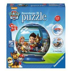 Puzzle 3D: Psi Patrol (12186). Wiek: 6+