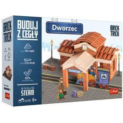 Trefl Brick Trick Dworzec XL - DARMOWA DOSTAWA OD 199 ZŁ!!!