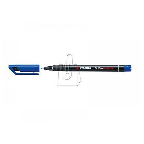 Markery, Foliopis Stabilo OHPen F, grubość linii pisania 0,7 mm, niebieski - Super Ceny - Rabaty - Autoryzowana dystrybucja - Szybka dostawa - Hurt