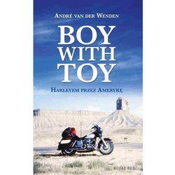 Boy with Toy. - Wysyłka od 3,99 - porównuj ceny z wysyłką (opr. miękka)