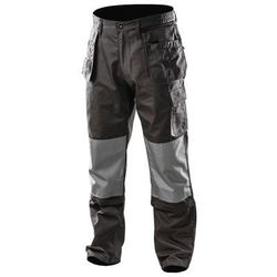 Spodnie robocze r. L / 52 2 w 1 z odpinanymi nogawkami NEO 81-225 2020-03-25T00:00/2020-04-15T23:59