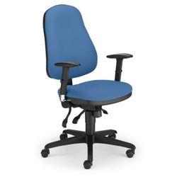 Krzesło OFFIX gtp41 ts25 z mechanizmem Ibra Nowy Styl