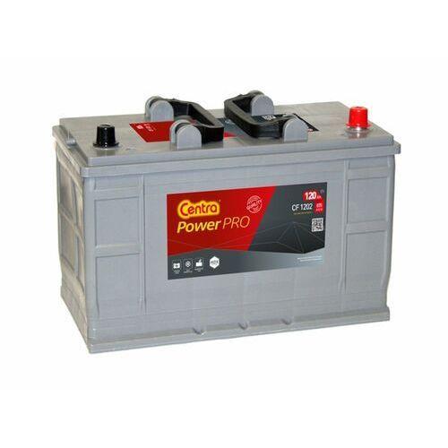 Akumulatory samochodowe, Akumulator 120Ah 870A Centra Professional Power CF1202