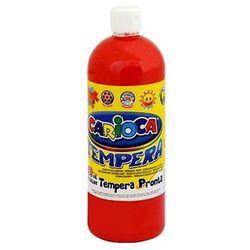 Farba Carioca tempera czerwona 1000ml (ko03/08)